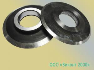 Фото  Нож круглый ø50хø19х13 мм для раскроя упаковочной бумаги или пленки