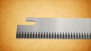 Фото  Нож промышленный 260х25х1, 8 мм. для автомата
