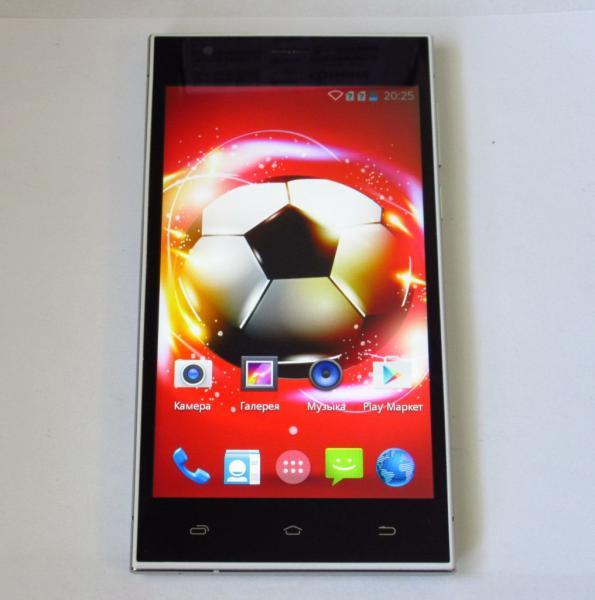 """Смартфон Nomi I503 Jump - 3G - 5"""" - IPS - 4 Ядра - 2 SIM - в Идеале !"""