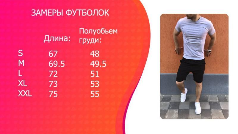 Фото  Мужской летний спортивный костюм (шорты+футболка) Under Armour