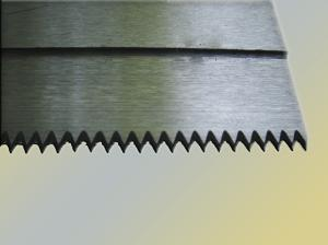 Фото  Нож отсекающий пленку 220х68х2, 0 мм на полуавтомат