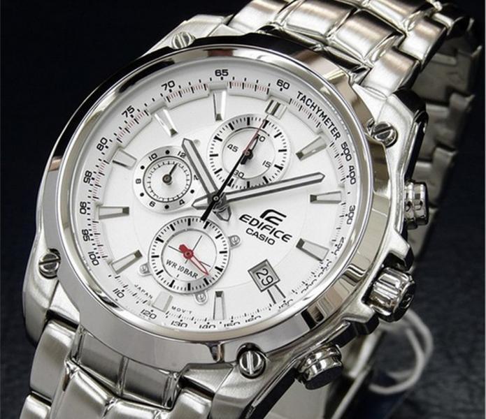 Часы CASIO Edifice EF-524D-7A - ОРИГИНАЛ - Новые ! В Наличии !
