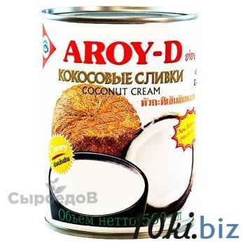Кокосовые сливки (AROY-D) купить в Молдове - Продукты питания