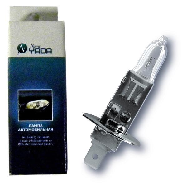 Лампа NORD YADA галоген.H1 55W clear 800002