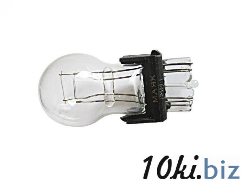 Лампа МАЯК 12В 21/5Вт двухконтактная 61157 б/ц пластик иномарки Лампы и свет на рынке Алмаз в Ростове на Дону