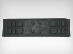 Фото  Резиновые ребристые накладки TAV 700 для шлифовального станка Z. Bavelloni