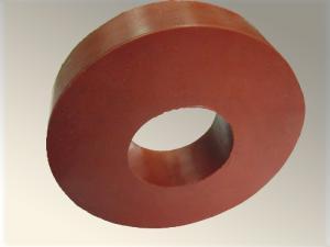 Фото  Прижимной ролик резиновый ø110хø48х30 мм для ламинационных станков