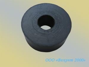 Фото  Резиновое сантехническое уплотнительное кольцо ø30хø10х13 мм