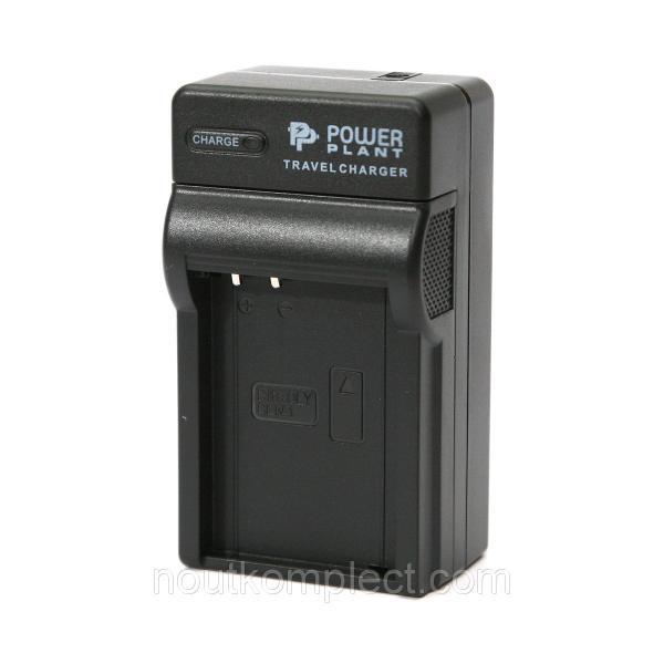 Сетевое зарядное устройство PowerPlant Olympus PS-BLN1