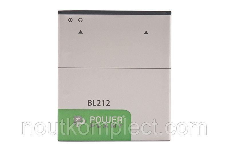 Аккумулятор PowerPlant Lenovo S898T+ (BL212) 2000mAh