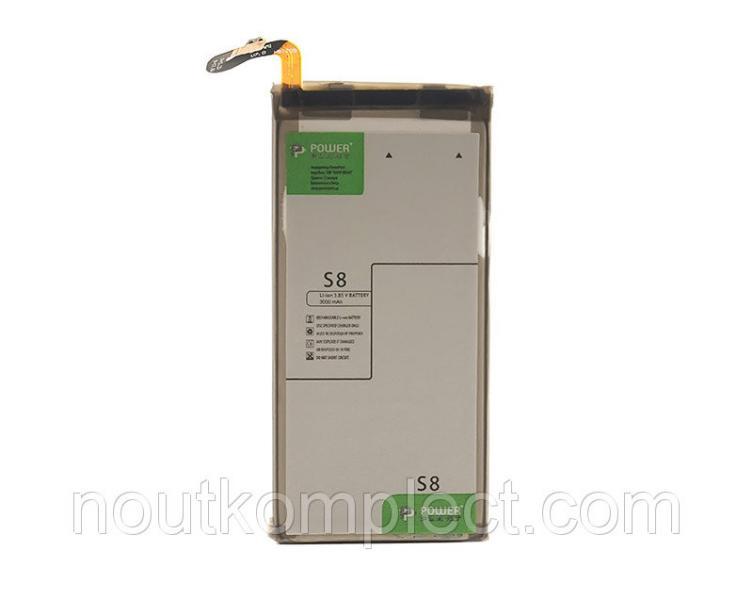 Аккумулятор PowerPlant Samsung Galaxy S8 3000mAh