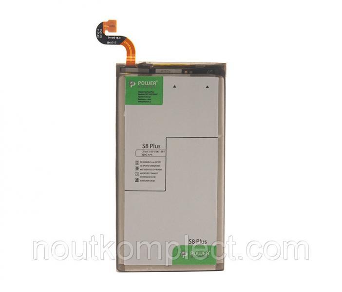 Аккумулятор PowerPlant Samsung Galaxy S8 Plus 3500mAh