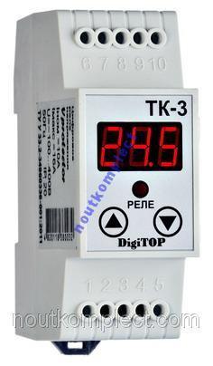Терморегулятор ТК-3 DIN