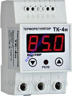 Терморегулятор ТК-4н DIN