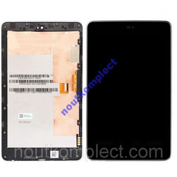Матрица ASUS Nexus 7 ME370 + рамка+тач (модуль)