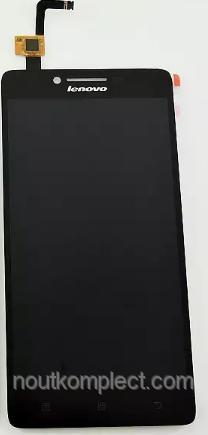 Тач (сенсор) + матрица Lenovo A6000  модуль