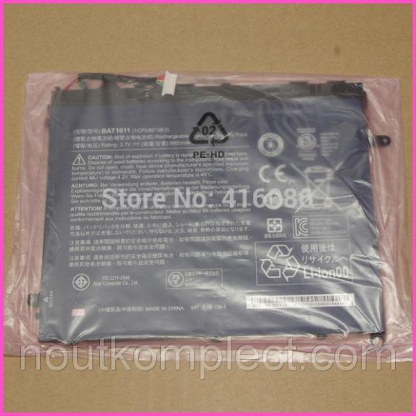 Батарея для Acer BT.00203.010 (A510 A700 )