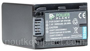 Aккумулятор PowerPlant Sony NP-FH100 3900mAh