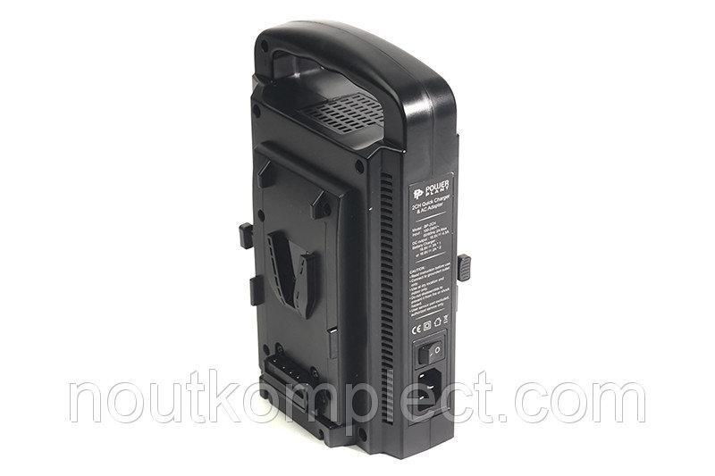 Зарядное устройство PowerPlant Dual Sony BP-95W, BP-150W, BP-190W для двух аккумуляторов