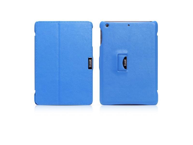 Чехол iCarer для iPad Mini/Mini2/Mini3 Microfiber Blue