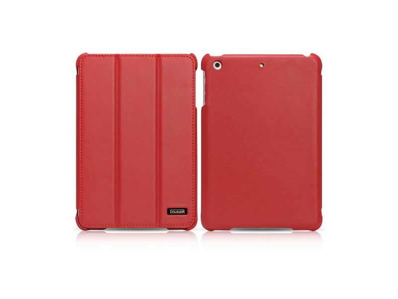 Чехол iCarer для iPad Mini/Mini2/Mini3 Ultra-thin Genuine Red