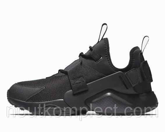 "Кроссовки Nike Air Huarache City Low ""All Black"" Арт. 2650"