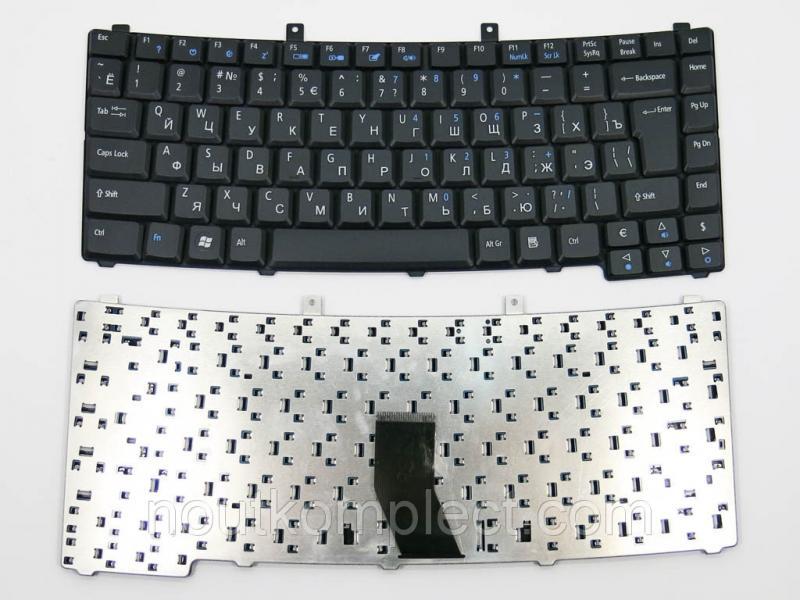 Клавиатура Acer 2300, 2400, 3200, 4000, 4100, 4200, 4400, 4500, 8000