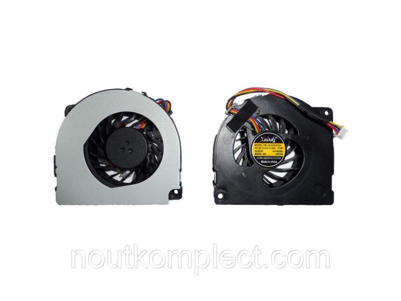 Вентилятор Asus X42 K42J K42 A42JR A40J A40 A42J K42 OEM 4 pin