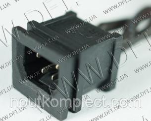 Разъем с кабелем PJ203 4 пин