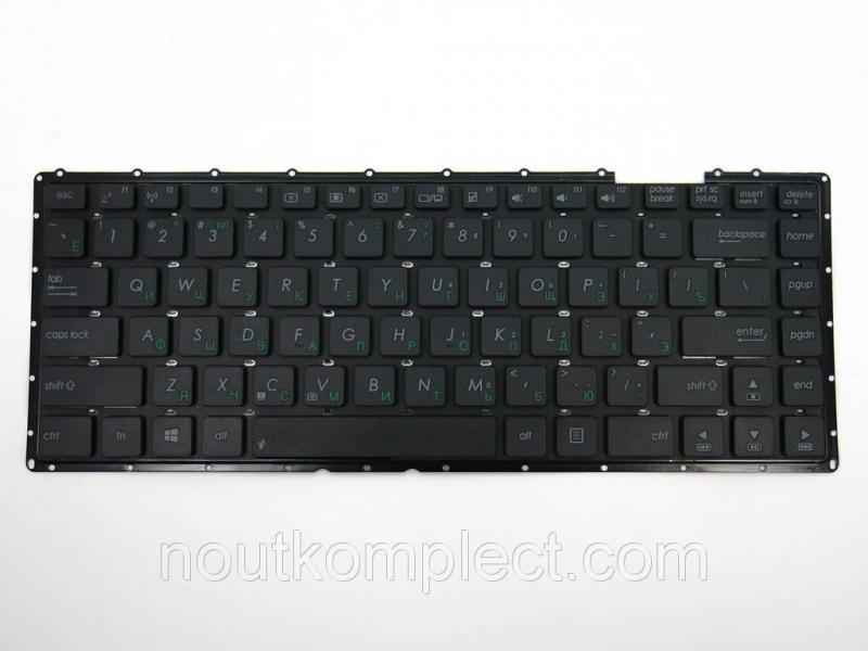 Клавиатура для ноутбука ASUS X454, X455, X455L, X455LA, X455LB, X455LD, X455LF, X455LJ, X455LN