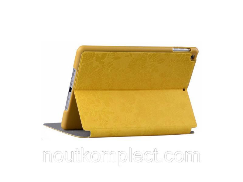 Чехол Devia для iPad Air Charming Yellow