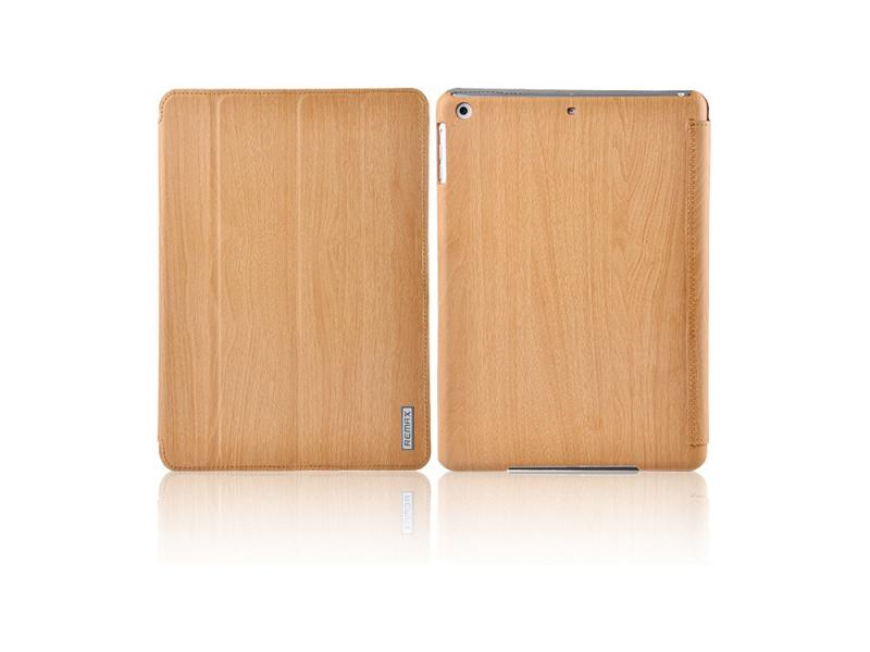 Чехол Remax для iPad Air Wood Yellow