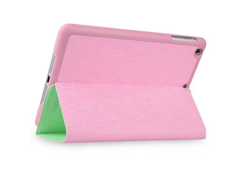 Чехол Devia для iPad Mini/Mini2/Mini3 Youth Pink/Green