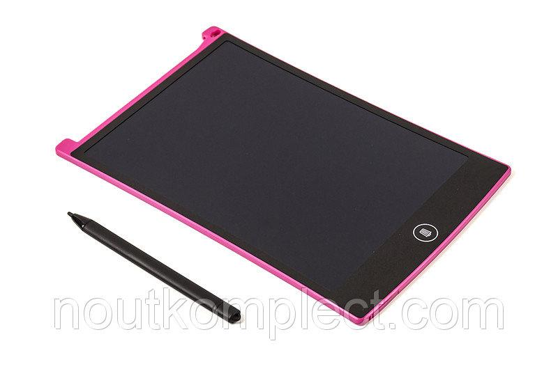 """LCD планшет для записей PowerPlant 8.5"""", розовый"""