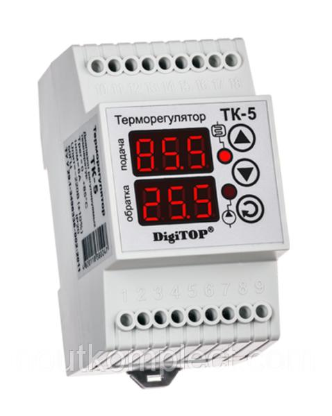 Терморегулятор ТК-5В DIN