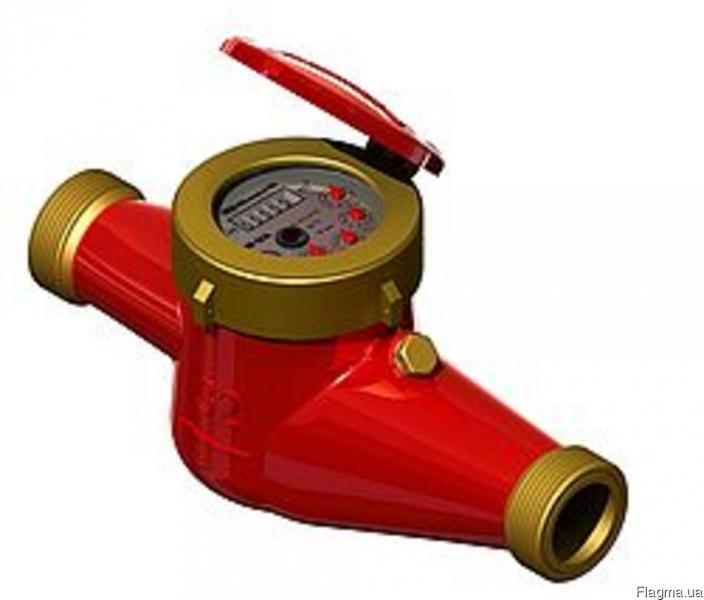 Счетчик воды промышленный Ду15-Ду200