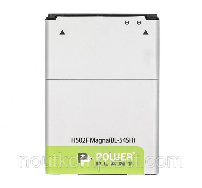 Аккумулятор PowerPlant LG H502F Magna (BL-54SH) 2460mAh