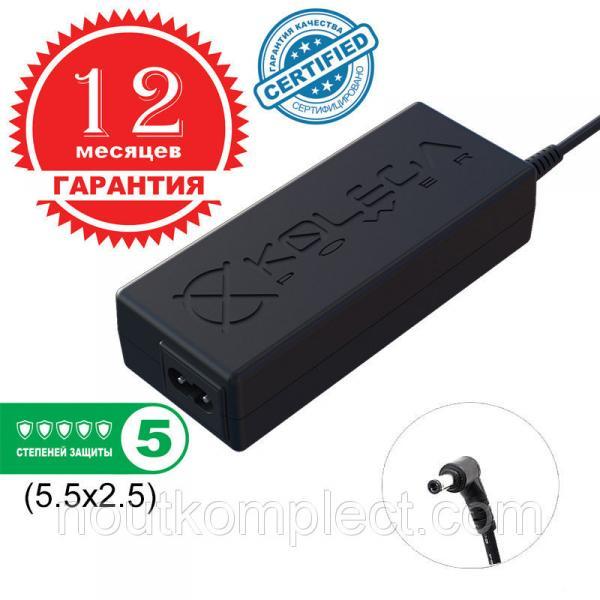Блок питания Kolega-Power для ноутбука IBM\Lenovo 16V 4.5A 72W 5.5x2.5 (Гарантия 12 мес)