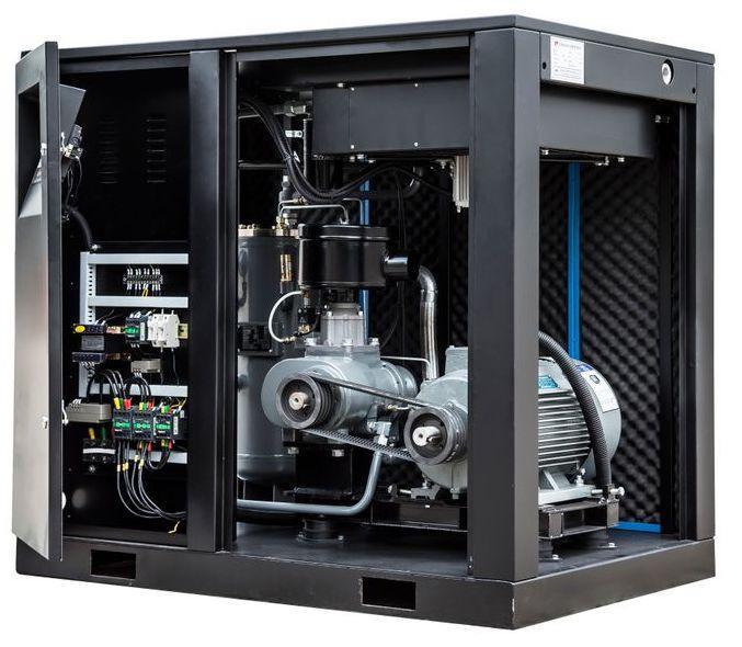 Винтовой компрессор с ременным приводом 37 кВт