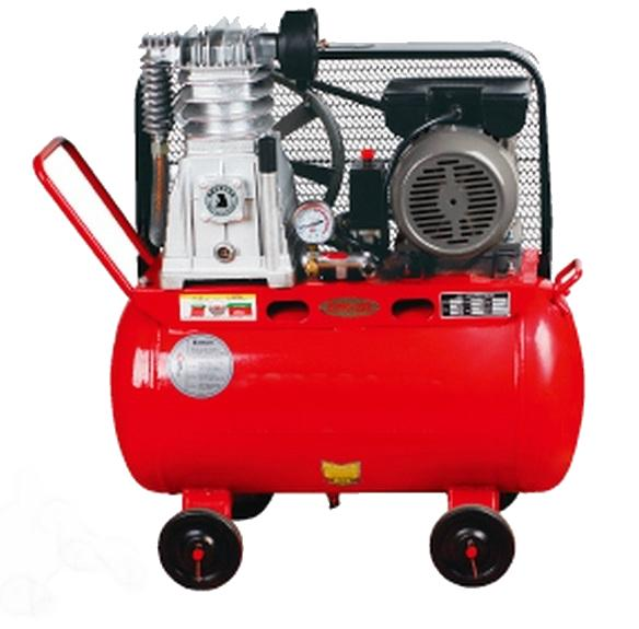 Одноступенчатый поршневой компрессор с ременным приводом 2.2 кВт
