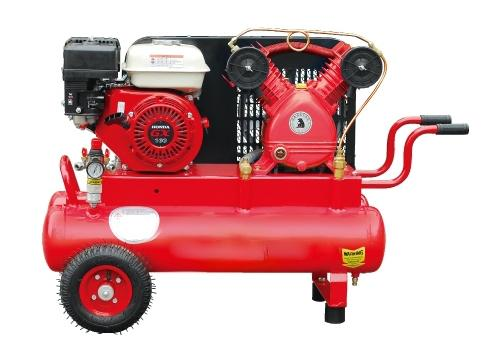 Дизельный поршневой компрессор 4.8 кВт