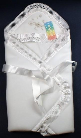 Конверт-одеяло на выписку из роддома Anikababy