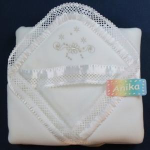 Фото  Конверт-одеяло на выписку из роддома Anikababy