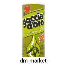 Масло оливковое Gaccia Doro Pomace жестяная банка 1л