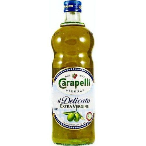 Оливковое масло Carapelli Delicato extra vergine 1л Карапелли