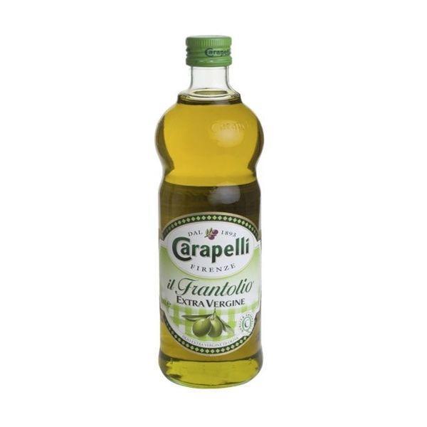 Оливковое масло Carapelli Frantolio  extra vergine 1л