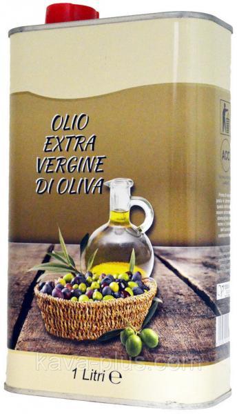 Оливковое масло Екстра Верджин 1лOlio Extra Vergine di Oliva 1l