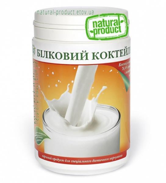 Протеиновый Белковый коктейль, 450 гр