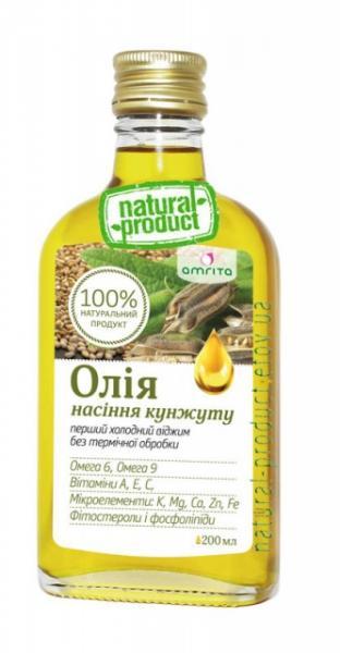 Масло семян кунжута, 200 мл