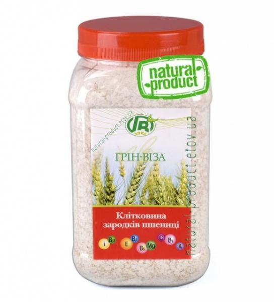 Клетчатка зародышей пшеницы, 300 гр
